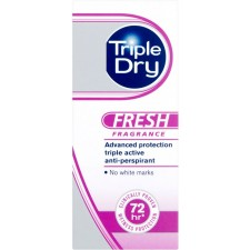 Triple Dry Anti-Perspirant Roll-On Fresh Fragrance 50ml