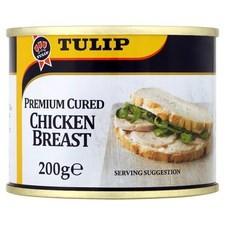 Tulip Premium Cured Chicken Breast 200G