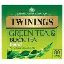 Twinings Green Tea Blend 80 Teabags