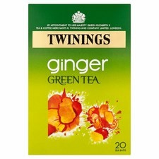 Twinings Green Tea With Ginger 20 Teabags