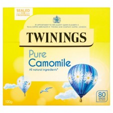 Twinings Pure Camomile 80 Teabags