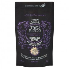 Two Birds Cereals Blueberry and Acai Super Seeds Breakfast Topper 150g