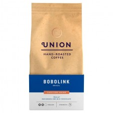 Union Coffee Light Roast Cafetiere Grind Bobolink Brazil 200g