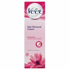 Veet Cream Hair Removal Normal Skin 100ml