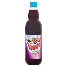 Vimto No Added Sugar Squash 1L Bottle