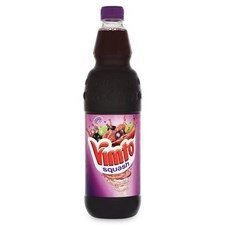 Vimto Squash 1L Bottle
