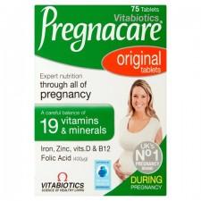 Vitabiotics Pregnacare 75