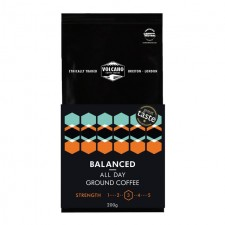 Volcano Coffee Works Balanced All Day Ground Coffee 200g