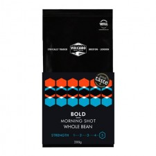 Volcano Coffee Works Bold Morning Shot Coffee Beans 200g