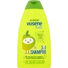 Vosene Kids 3in1 Shampoo and Conditioner 250ml.