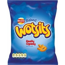 Walkers Wotsits Cheesy 22.5g