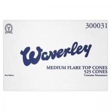 Waverley 525 Medium Flare Top Cones