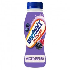 Weetabix On The Go Drink Mixed Berry 250ml