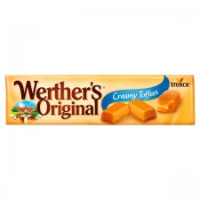 Werthers Original Toffee 24 x 48g Roll Pack