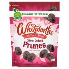 Whitworths Stoned Soft Prunes 210g