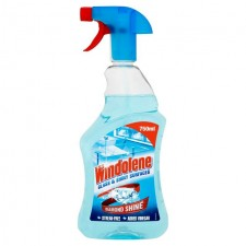 Windolene Glass and Shiny Surface Cleaner 750ml