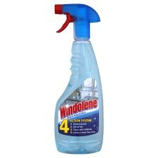 Windolene Window Cleaner Trigger 4 Action 500ml