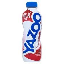 Yazoo Strawberry Milk Drink 400ml