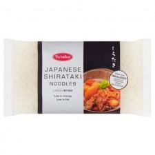Yutaka Japanese White Shirataki Noodles 375g