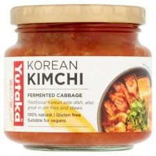Yutaka Natural Traditional Korean Kimchi 215g