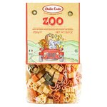 Dalla Costa Tri Colour Zoo Pasta 250g