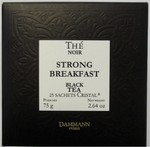 Dammann Freres Strong Breakfast Black Loose Tea 75g