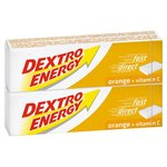 Dextro Energy Orange Energy Tablets 2 Pack