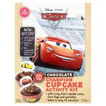 Disney Cars Chocolate Cupcake Kit 125G
