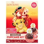 Disney Lion King Chocolate Cupcake Kit 176G
