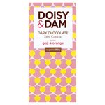Doisy and Dam Goji and Orange 74% Dark Chocolate 80g