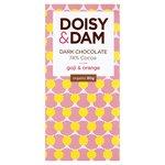 Doisy and Dam Goji and Orange 74% Dark Chocolate 80g