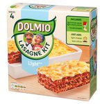 Dolmio Lasagne Kit Original Light 807g