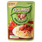 Dolmio Mini Meatball in Sauce Pouch 150G