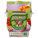 Dolmio Pasta Vita Roasted Garlic And Tomato 300g