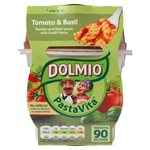Dolmio Pasta Vita Tomato And Basil 300g