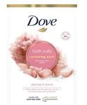 Dove Peony and Rose Renewing Care Bath Salts 900g
