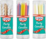 Dr. Oetker Party Candles x18