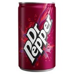Dr Pepper Regular 150ml Can