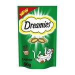 Dreamies Cat Treats with Catnip 60g