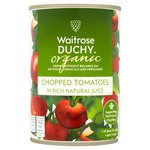 Duchy Organic Chopped Italian Tomatoes 400g