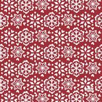 Duni Scandi Red Paper Napkins 20 per pack