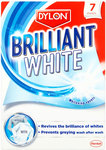 Dylon Brilliant White Laundry Sheets 7 per pack
