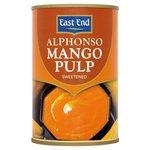 East End Alphonso Mango Pulp 450g