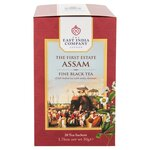 East India Co The First Estate Assam Tea 20 Sachets