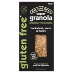 Eat Natural Gluten Free Buckwheat And Honey Super Granola 425g