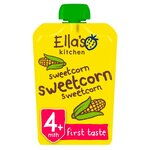 Ellas Kitchen Organic Sweetcorn 70g