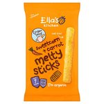 Ellas Kitchen Organic Sweetcorn and Carrot Melty Sticks 20g