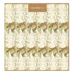 Emma Bridgewater Gold Toast Christmas Crackers 6 per pack
