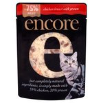 Encore Cat Pouch Chicken and Prawn 70g