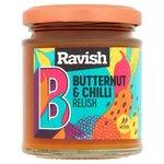 English Provender Ravish Butternut and Chilli Relish 195G